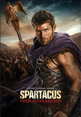 Spartacus: TV Spot